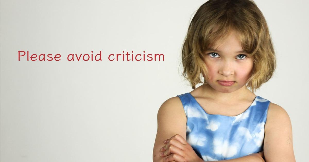 否定的・自己中心的な発言を避ける