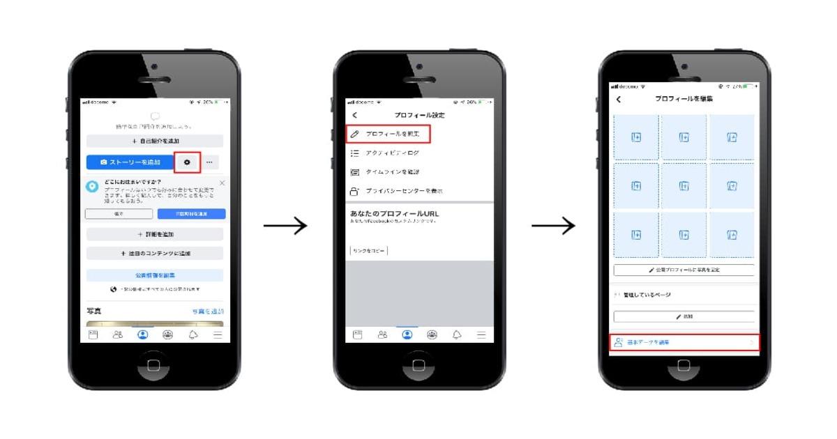 《携帯電話の認証方法》