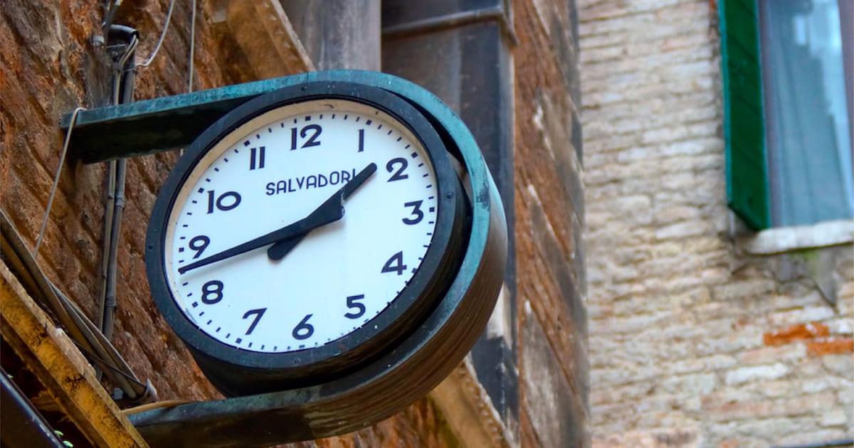 メッセージが削除されるまでの時間を設定できる
